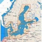 C-MAP MAX (EN-M352) Батиметрическая карта дна Балтийского моря (SD-карта)