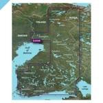 Garmin BlueChart g3 Vision HD, VEU055R Финские озера