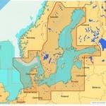 C-MAP 4D MAX Балтийское море и Дания (EN-D299)