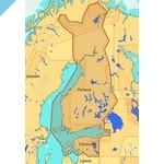C-MAP 4D MAX Финские озера (EN-D326)