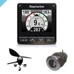 Raymarine i70s многофункциональный измеритель с датчиком журнала / эха / тепла и ветра