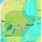 C-MAP 4D MAX Окружающая среда Стокгольма (EN-D338)