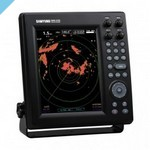 SAMYUNG SMR-3700 10,4 цветной радар 2 купольная антенна 4 кВт