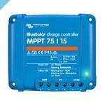 Контроллер зарядки Victron BlueSolar MPPT 75/15