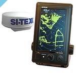 Радар Si-Tex T-760 с цветным сенсорным экраном