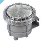 Фильтр Vetus, модель 330, шланговые соединения 19 мм (3/4 дюйма)