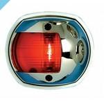 КОМПАКТНЫЙ габаритный фонарь красный, нержавеющая сталь