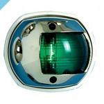 КОМПАКТНЫЙ боковой светло-зеленый, нержавеющая сталь