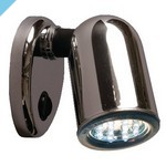 Светодиодный точечный светильник Båtsystem TUBE, хромированный