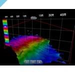 Датчик Garmin Panoptix PS30 Down 3D для транца