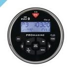LTC Promarine FM-радио с подключением Bluetooth, черный