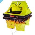 Модель спасательного плота ISO 9650-2 для 4 человек Seago Sea Cruiser