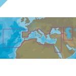 C-MAP 4D Южная Европа, континентальный (M-EM-D045)