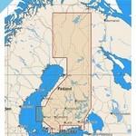 C-MAP MAX (EN-M326) Озера Финляндии (C-Card)