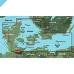 Garmin BlueChart g3 HD, HXEU021R Восточная Дания и Юго-Восточная Швеция