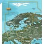 Garmin BlueChart g3 Vision HD, VEU721L Northerm Europe
