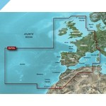 Garmin BlueChart g3 Vision HD, VEU722L Европа, Атлантическое побережье