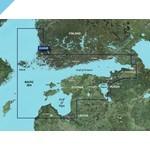 Garmin BlueChart g3 HD, HXEU050R Выборг-Аландские острова-Рига