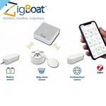 Glomex ZigBoat беспроводная система мониторинга и сигнализации с WiFi