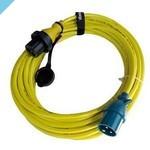Коэффициент заземления кабеля питания 25 м