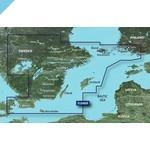 Garmin BlueChart g3 Vision HD, VEU046R Швеция, Юго-Восток