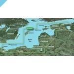 Garmin BlueChart g3 Vision HD, VEU065R Балтийское море, Восточное побережье