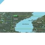 Garmin BlueChart g3 Vision HD, VEU472S Ботнический залив, Центр