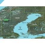 Garmin BlueChart g3 Vision HD, VEU047R Ботнический залив