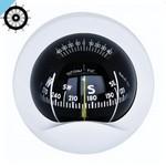 Переборочный компас Autonautic C9-0031 с розеткой 85 мм, белый