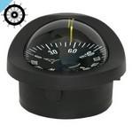Autonautic C15 / 150-0063 встраиваемый компас с розеткой 100 мм, черный