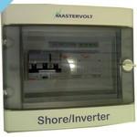 Mastervolt InverterSwitch береговое электропитание с автоматическим переключением