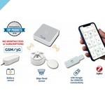Glomex ZigBoat беспроводная система мониторинга и сигнализации с GSM связью