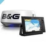 Многофункциональный дисплей B&G Zeus3S 12 + радар Halo20 +