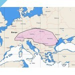 C-MAP REVEAL Внутренняя часть Центральной Европы (M-EN-Y070-MS)