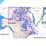 C-MAP REVEAL Канада Север и Восток (M-NA-Y209-MS)
