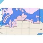 C-MAP REVEAL Российская Федерация Северо-Центральный (M-RS-Y203-MS)
