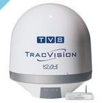 Телевизионная антенна KVH TracVision TV8 для приема спутниковых сигналов