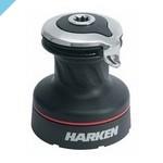 Радиальная самоходная лебедка Harken 40.2, алюминий