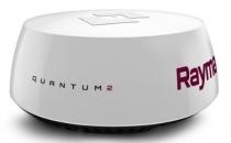 """Raymarine Quantum Q24D Doppler 18""""  (Quantum 2) Radar with 10m Power and  Data Cable"""