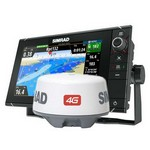 Simrad NSS9 evo2 w/4G Radar
