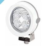 Защищенный светильник Hellamarine Mega Beam LED, белый