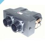 Вентилятор циркуляции воздуха Kalori Compact D 12V для подключения к водяному контуру