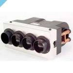 Вентилятор циркуляции воздуха Kalori Compact D4 24V для подключения к водяному контуру