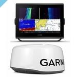Радар Garmin GPSMAP 1223xsv + GMR 18 HD +