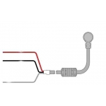 Raymarine a Series Power Cable 1.5m Right Angle