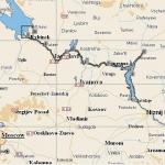Река Волга от Рыбинска до Городца (RS-M226)