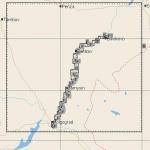 Река Волга от Балаково до Волгограда (RS-M223)