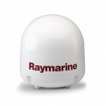 Raymarine 37 STV Empty Dome & Base Plate