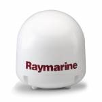 Raymarine 45 STV Empty Dome & Base Plate