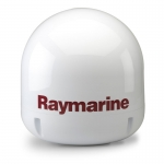 Raymarine 60 STV Empty Dome & Base Plate